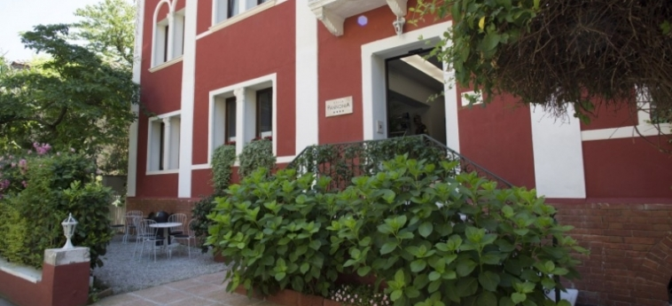 Hotel Villa Pannonia: Dettagli Strutturali VENEZIA