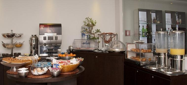 Hotel Villa Pannonia: Sala Colazione VENEZIA