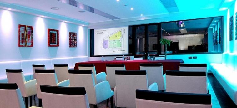 Hotel Villa Pannonia: Sala Conferenze VENEZIA
