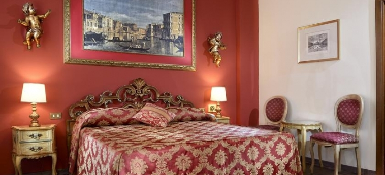 Hotel Amadeus: Camera Matrimoniale/Doppia VENEZIA