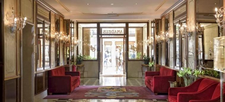 Hotel Amadeus: Hall VENEZIA