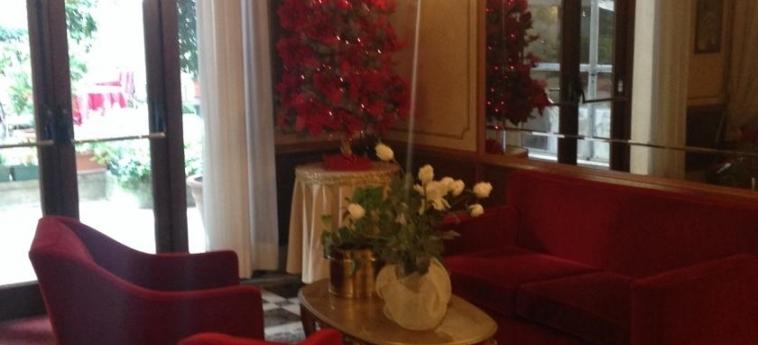 Hotel Amadeus: Lobby VENEZIA