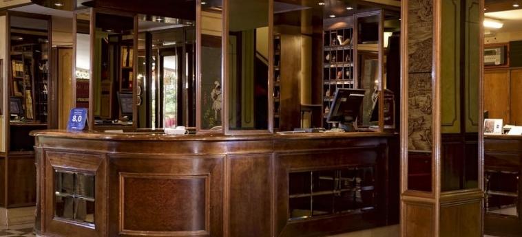 Hotel Amadeus: Reception VENEZIA