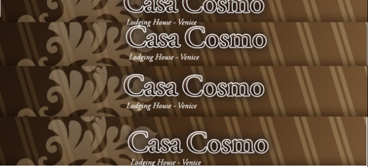 Casa Cosmo: Logo VENEZIA