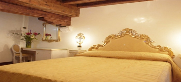 Hotel Vecellio: Camera Matrimoniale/Doppia VENEZIA