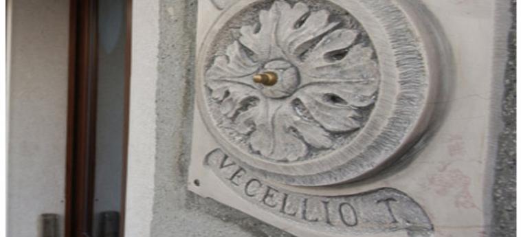 Hotel Vecellio: Dettaglio VENEZIA
