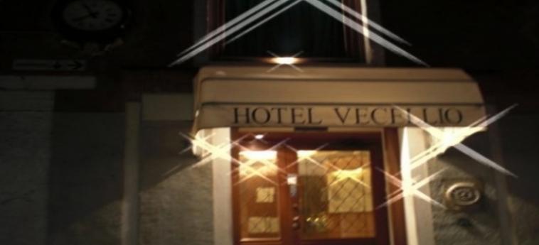 Hotel Vecellio: Esterno VENEZIA