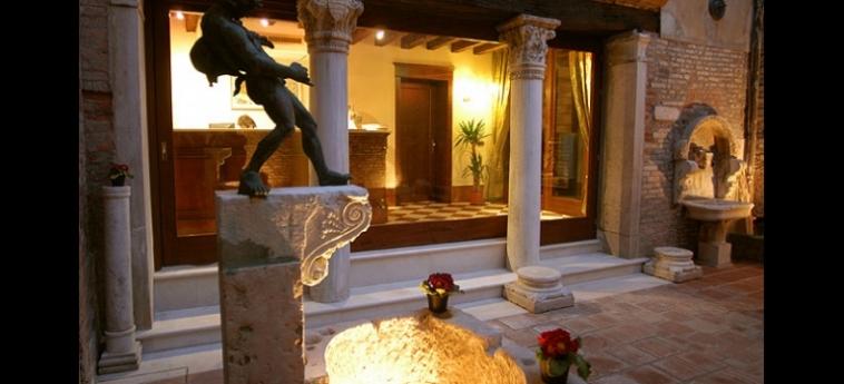 Hotel Al Ponte Mocenigo: Entrata VENEZIA
