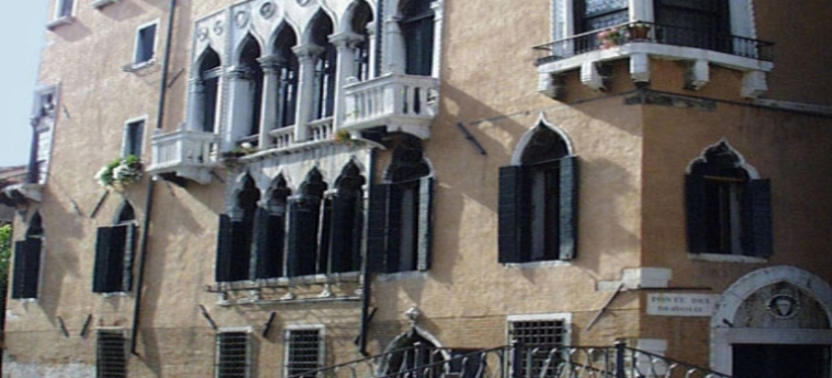 Hotel Palazzo Priuli: Facciata VENEZIA