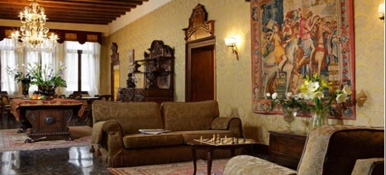 Hotel Palazzo Priuli: Lobby VENEZIA