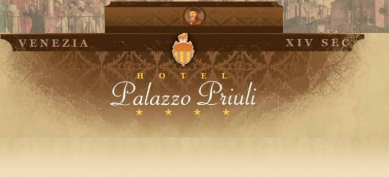 Hotel Palazzo Priuli: Logo VENEZIA