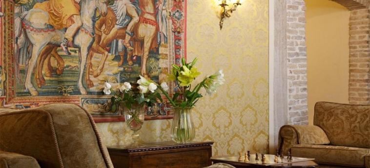 Hotel Palazzo Priuli: Lounge VENEZIA