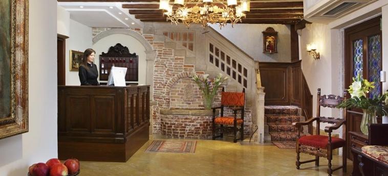 Hotel Palazzo Priuli: Reception VENEZIA
