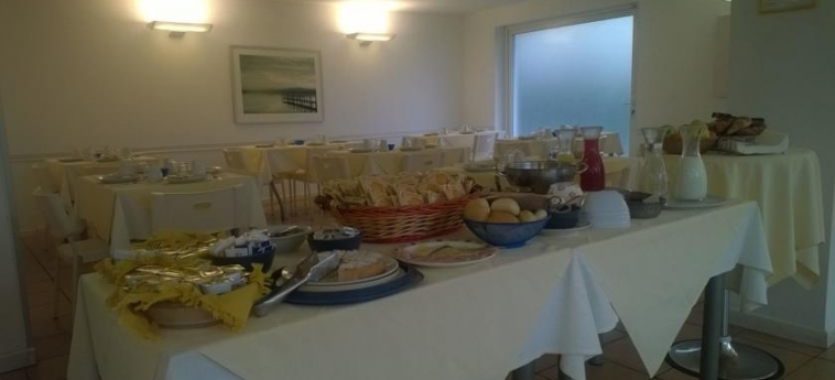 Hotel Villa Alighieri: Breakfast Room VENICE - DOLO - MIRA - MIRANO