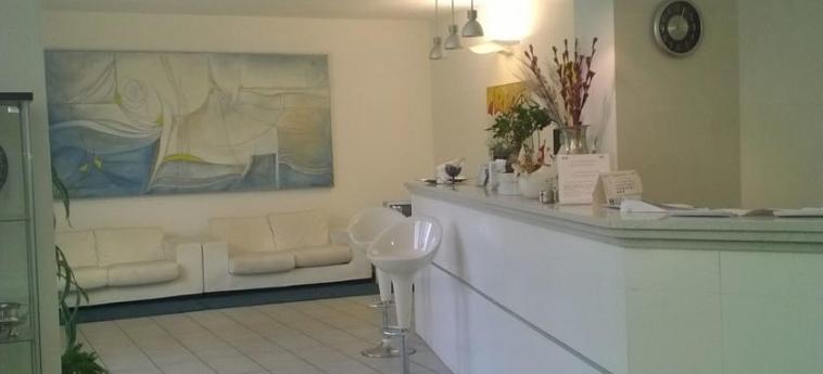 Hotel Villa Alighieri: Reception VENICE - DOLO - MIRA - MIRANO