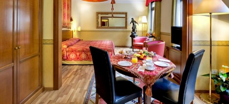 Hotel Al Vivit: Suite Room VENICE - MESTRE