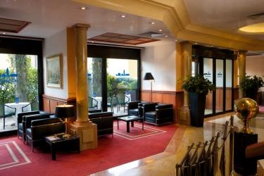 Best Western Hotel Tritone: Lobby VENICE - MESTRE