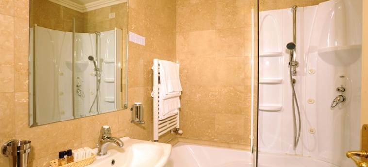 Hotel Ca' Formenta: Bathroom VENICE