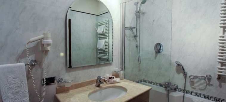 Hotel Ca' Alvise: Bathroom VENICE
