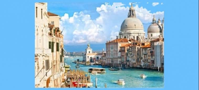 Hotel Ca' Centopietre: Sorroundings VENICE