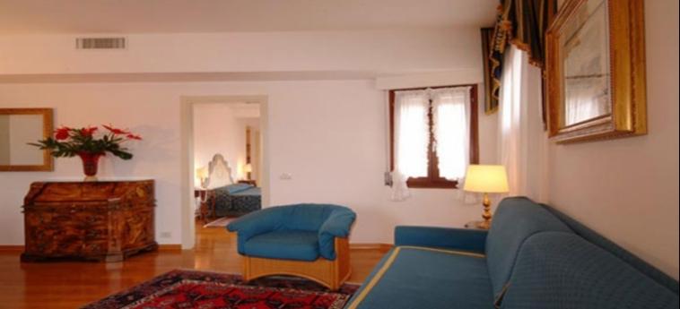 Hotel San Marco Palace: Hall VENICE