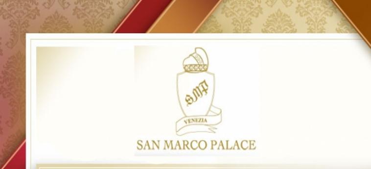 Hotel San Marco Palace: Logo VENICE