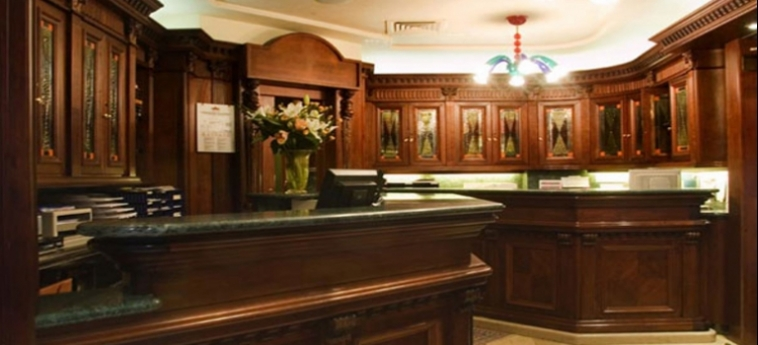 Hotel San Marco Palace: Reception VENICE