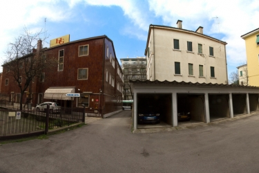 Hotel Garibaldi: Exterieur VENISE - MESTRE