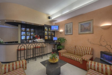 Hotel Garibaldi: Lobby VENISE - MESTRE