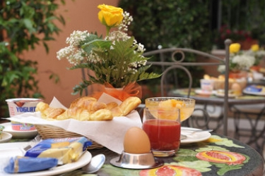 Hotel Garibaldi: Petit Déjeuner VENISE - MESTRE