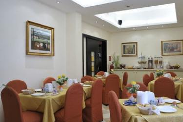 Hotel Garibaldi: Salle de Petit Déjeuner VENISE - MESTRE