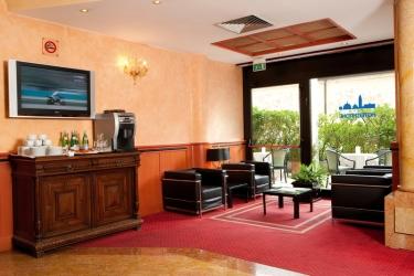 Best Western Hotel Tritone: Lobby VENISE - MESTRE