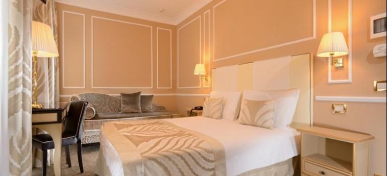 Hotel Al Nuovo Teson: Chambre VENISE