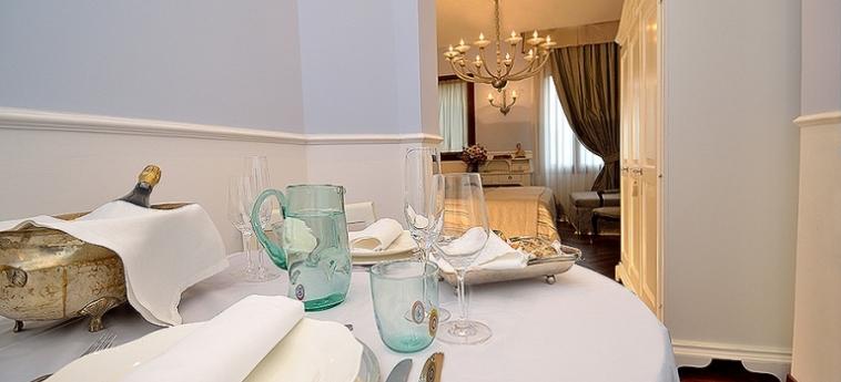 Hotel Villa Ines: Chambre - Detail VENISE