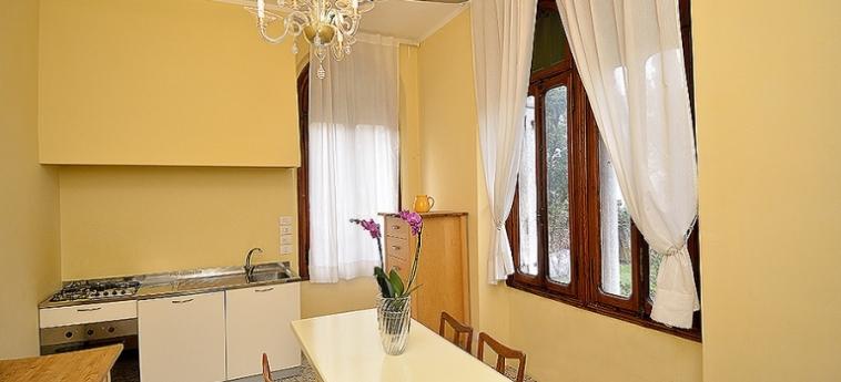 Hotel Villa Ines: Cuisine VENISE