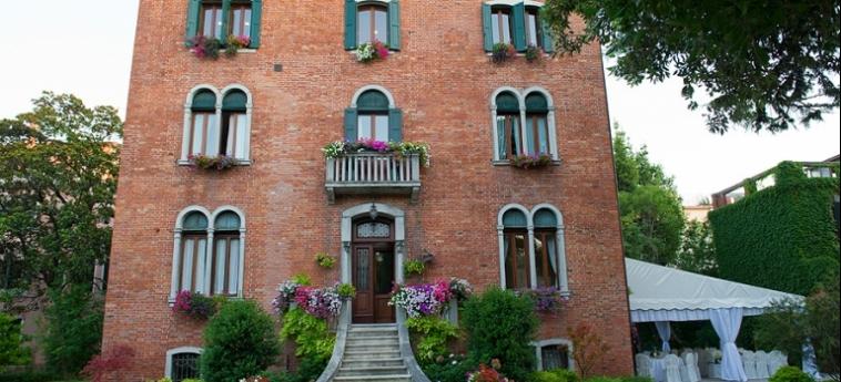 Hotel Villa Ines: Facade VENISE