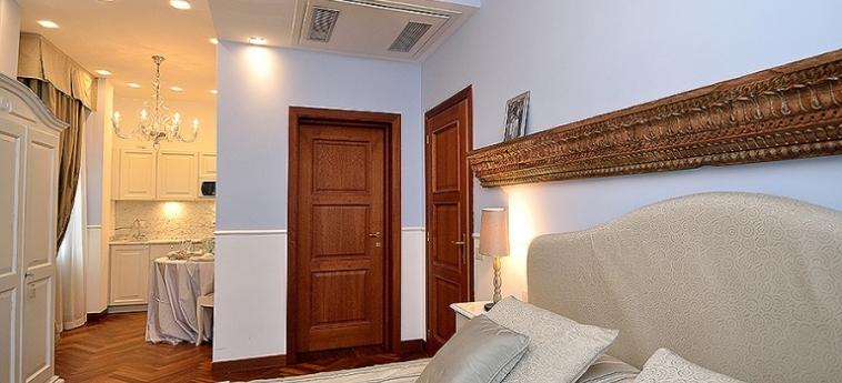 Hotel Villa Ines: Intérieur VENISE