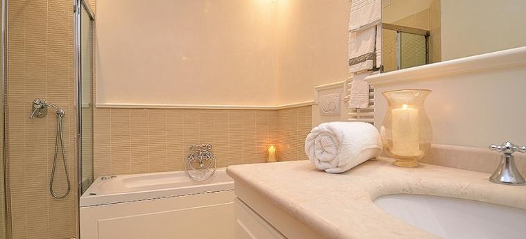 Hotel Villa Ines: Salle de Bains VENISE