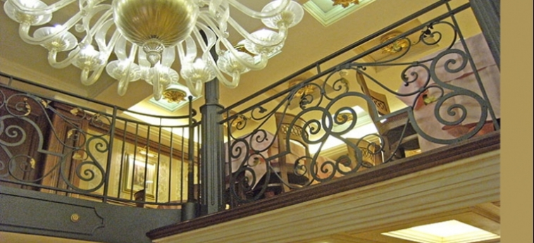 Hotel Royal San Marco: Dettagli Strutturali VENISE