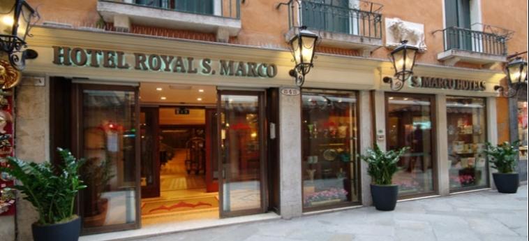 Hotel Royal San Marco: Facade VENISE