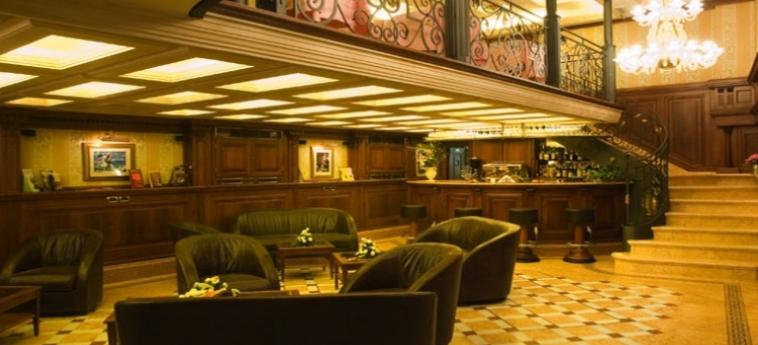 Hotel Royal San Marco: Hall VENISE