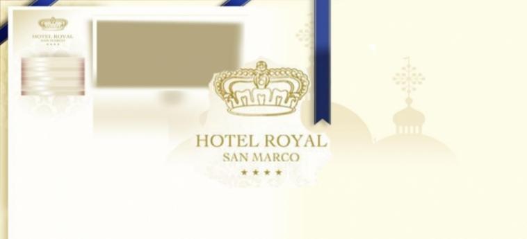 Hotel Royal San Marco: Logo VENISE