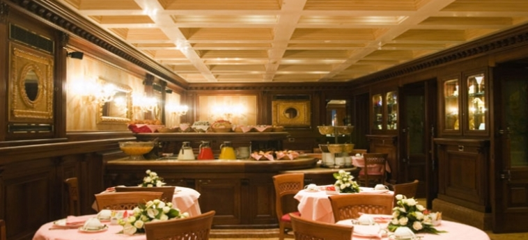 Hotel Royal San Marco: Salle de Petit Déjeuner VENISE