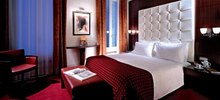 Hotel Palace Bonvecchiati: Chambre de Luxe VENISE