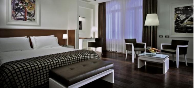Hotel Palace Bonvecchiati: Chambre junior Suite  VENISE