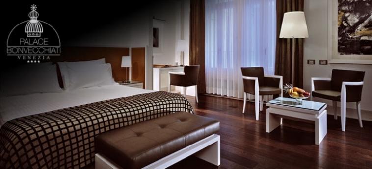 Hotel Palace Bonvecchiati: Chambre Supérieure VENISE