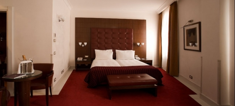 Hotel Palace Bonvecchiati: Chambre VENISE