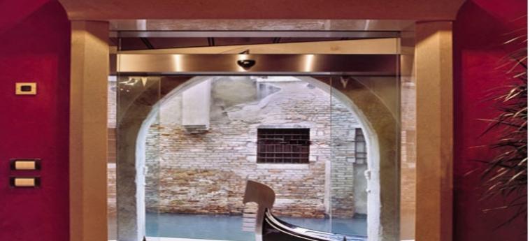 Hotel Palace Bonvecchiati: Dettagli Strutturali VENISE