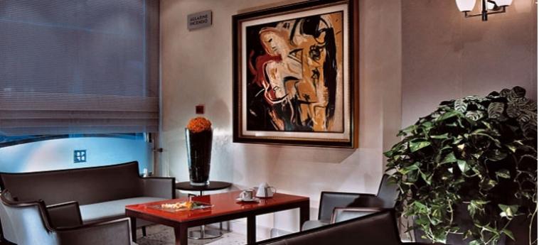 Hotel Palace Bonvecchiati: Hall VENISE