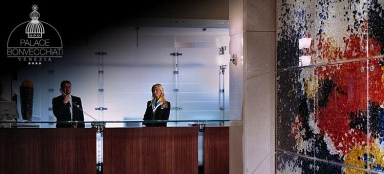 Hotel Palace Bonvecchiati: Reception VENISE
